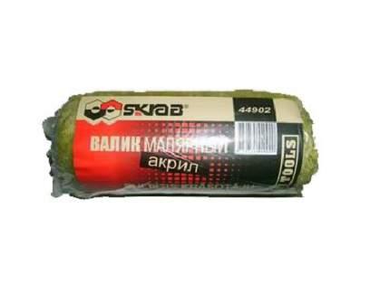 Валик 100мм зеленый SKRAB упаковка 10 шт. Skrab 44901