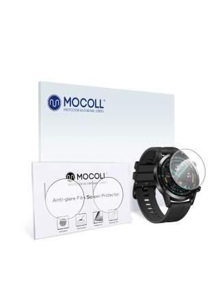 Пленка защитная MOCOLL для дисплея Garmin Fenix 6X 2 шт Прозрачная глянцевая