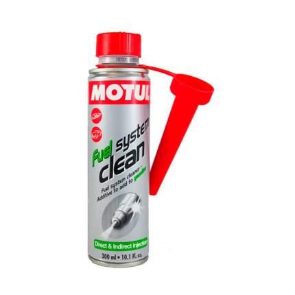 Очиститель топливной системы бензин Motul Fuel System Clean Auto (0,3л)