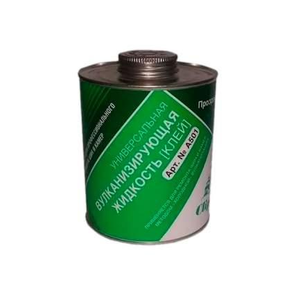 Клей шиномонтажный, прозрачный 1,0л CLIPPER A501