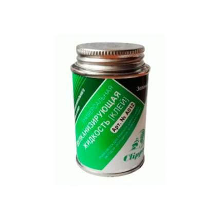 Клей шиномонтажный, зеленый 120мл CLIPPER A012