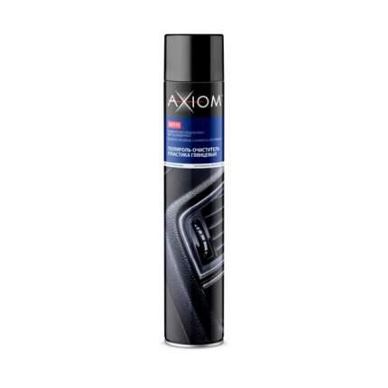 Полироль-очиститель пластика, глянцевый, ваниль 1000мл AXIOM A91152