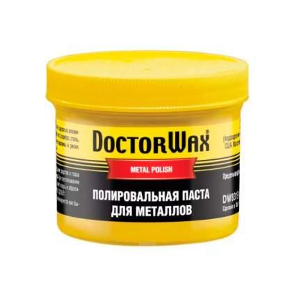 Полироль паста для металлов 150мл DoctorWax DW8319