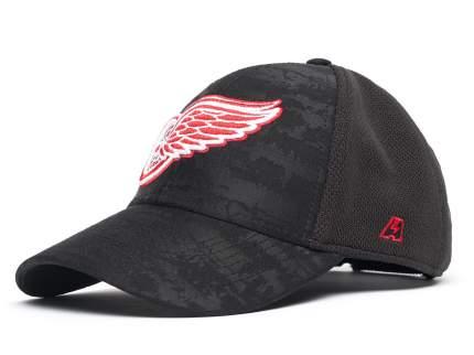 Бейсболка Atributika&Club Детройт Ред Уингз 31093 черная