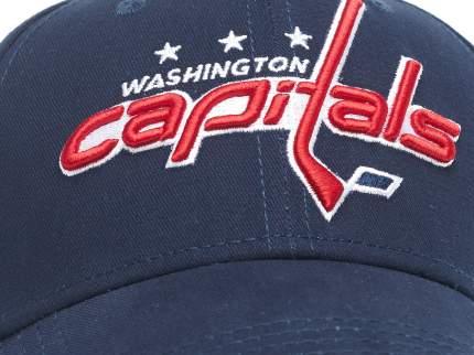 Бейсболка Atributika&Club Вашингтон Кэпиталз 31131 темно-синяя