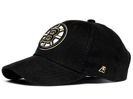 Бейсболка Atributika&Club Бостон Брюинз 28121 черная
