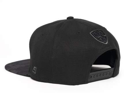 Бейсболка Atributika&Club Амур 950091 черная