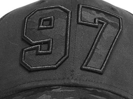 Бейсболка Atributika&Club 206156 черная