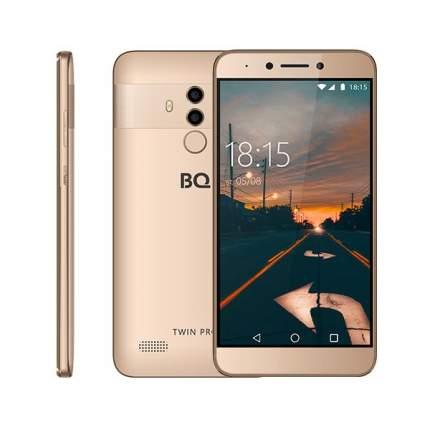 Смартфон BQ BQ-5517L Twin Pro Gold