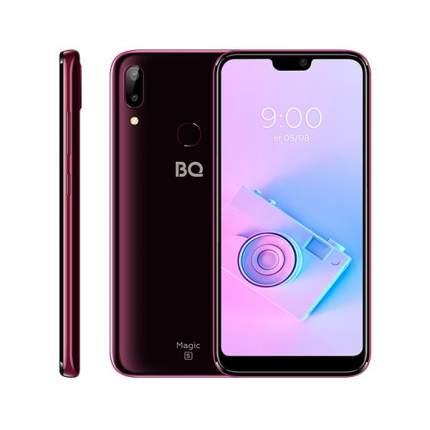 Смартфон BQ BQ-5731L Magic S Red Wine