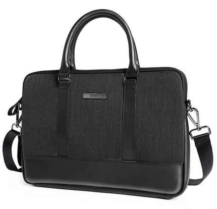 "Сумка для ноутбука WiWU London Slim Case 13.3"" черная"