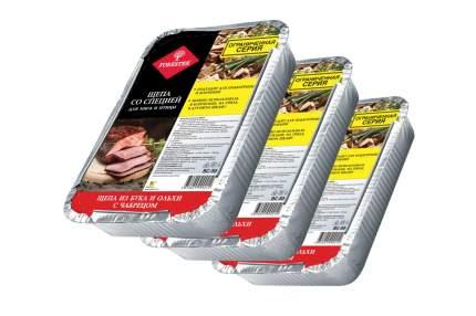 Щепа Forester BC-500-3 для мяса (набор из 3 штук)