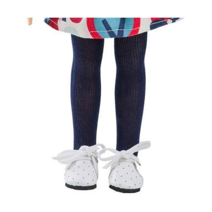 Колготки Paola Reina темно-синие для кукол 32 см