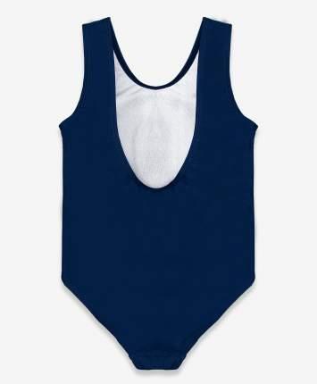 Купальник для девочек Button Blue, цв. синий, р-р 128-134