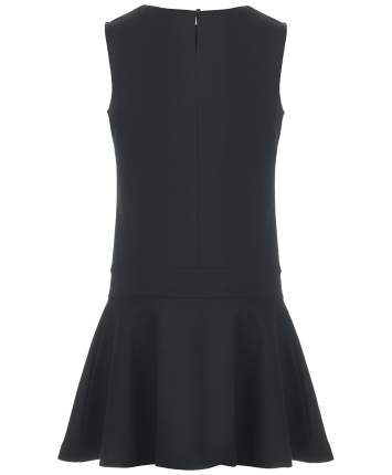 Сарафан для девочек Button Blue, цв. черный, р-р 170