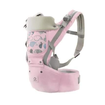 Эргорюкзак Veila Aiebao 3339 (Розовый)