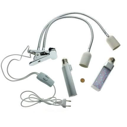 Фитолампа для рассады Espada 44010 Fito E-CR18W88L 2 лампы