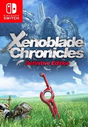 Игра Xenoblade Chronicles Definitive Edition для Nintendo Switch