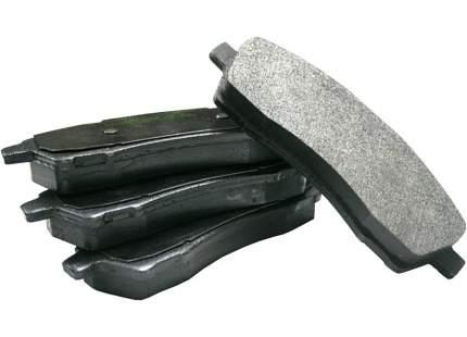 Тормозные колодки передние правые / задние Brake Pad Kit RH+RER Commander  715500336