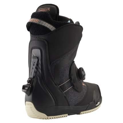 Ботинки для сноуборда Burton Felix Step On 2021, black, 25