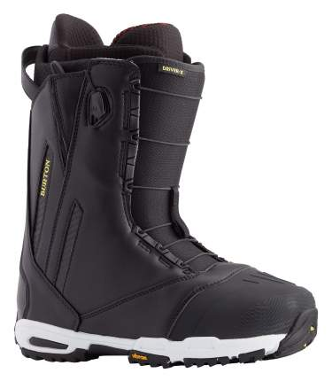 Ботинки для сноуборда Burton Driver X 2021, black, 29