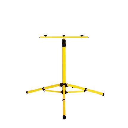 Стойка двухместная GLANZEN STD-0001-160 желтая, двухместная, 1,6 м