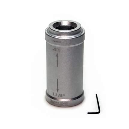 "Устройство для запрессовки колец рулевой колонки BikeHand YC-1860-3S,1"",1,1\8"",1,5"""