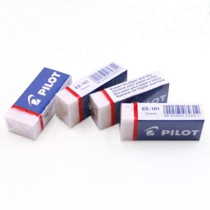 Ластик PILOT EE-101 4 шт