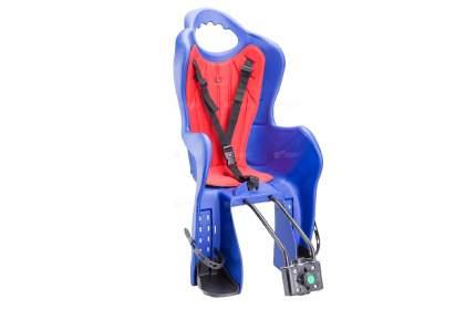 Велокресло детское ELIBAS T (крепл.на раму), (Италия)/280030 Синий