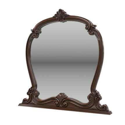 Зеркало Мэри-Мебель Грация СГ-08 орех тайский, 112х7х109 см