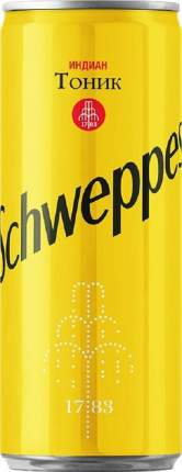 Напиток Schweppes Индиан тоник 330мл