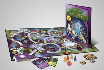 Настольная игра Нескучные Игры Алиса в стране чудес