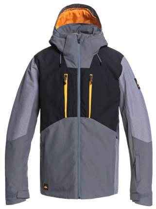 Куртка Quicksilver Mission Plus, L INT, Iron Gate