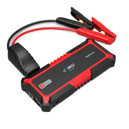 Портативное зарядное устройство CARKU PRO-30, 17000 мАч, запуск авто, заряд ПК и телефонов