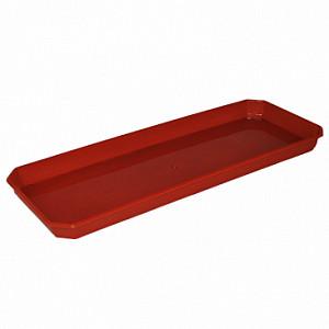 Поддон для балконного ящика InGreen ING1040БРД 40 х 14 см
