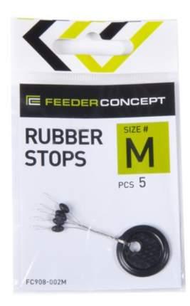 FEEDER CONCEPT Стопоры Резиновые Feeder Concept Rubber Stops Р.003L 5Шт.