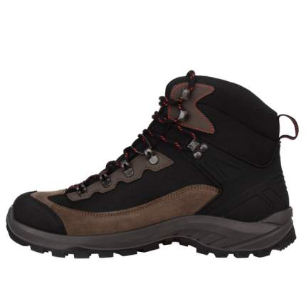 Ботинки Norfin Ntx Scout, коричневый/серый, 42 RU
