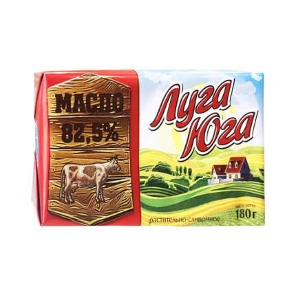Продукт Луга Юга специальный растительно-сливочный 82.5% 180 г