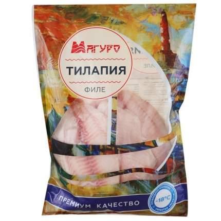 Тилапия Магуро мороженная филе без кожи 800 г