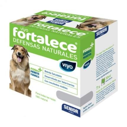 Напиток пребиотический для пожилых собак Viyo Reinforces Dog Senior, 30 мл