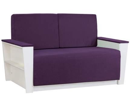 Диван-кровать Бруно 2 фиолетовый