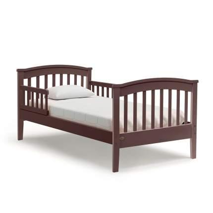 Подростковая кровать Nuovita Perla lungo Mogano/Махагон