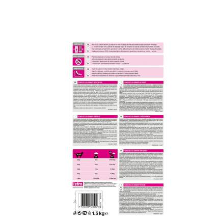 Сухой корм для кошек Pro Plan Veterinary Diets UR Urinary, при МКБ, курица, 1,5кг