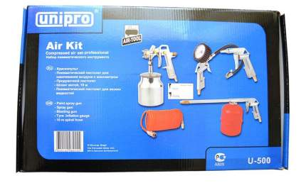 Набор пневматического инструмента UNIPRO U-500