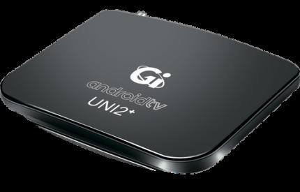 DVB-T2 приставка Gi Uni 2+ Black