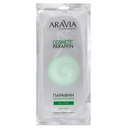 Парафин косметический Aravia Professional Tea Tree, 500 г