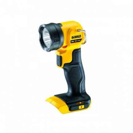 Светодиодный аккумуляторный фонарь DEWALT DCL040, 110 люмен, 18 В, XR