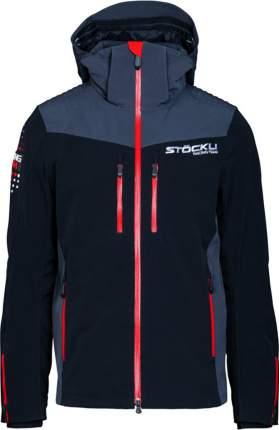 Горнолыжная куртка Stockli Skijacket WRT (20/21) (Черный)