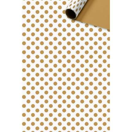 Stewo International AG Бумага упаковочная Stewo Emeli, 0.7 x 1.5 м Золотой