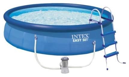 Надувной бассейн Intex Easy Set 26166 457x457x107 см